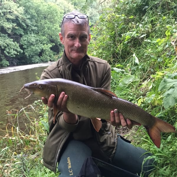 Nick Bairstow 9lb 7oz, Wray Wood.