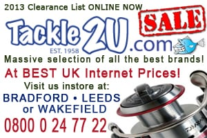 Advert for Tackle2U