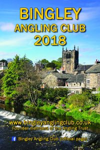 Bingley Angling Club 2018 yearbook cover