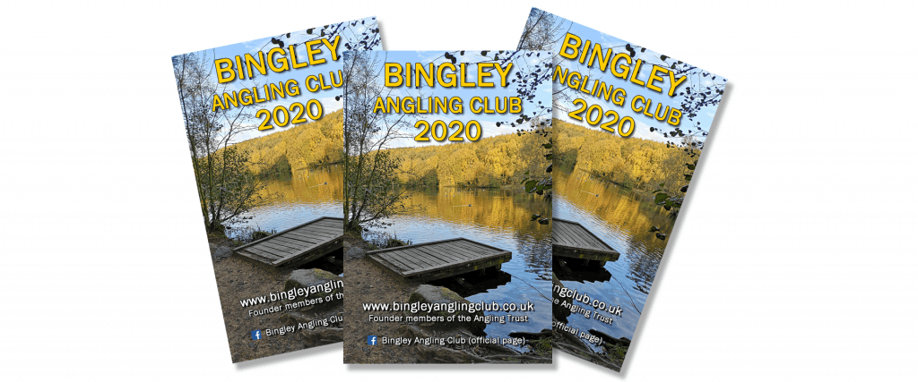 Bingley Angling Club 2020 Yearbooks