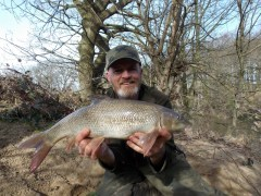 Wray wood barbel