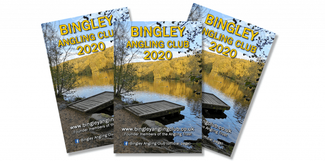 Bingley Angling Club 2020 Yearbooks