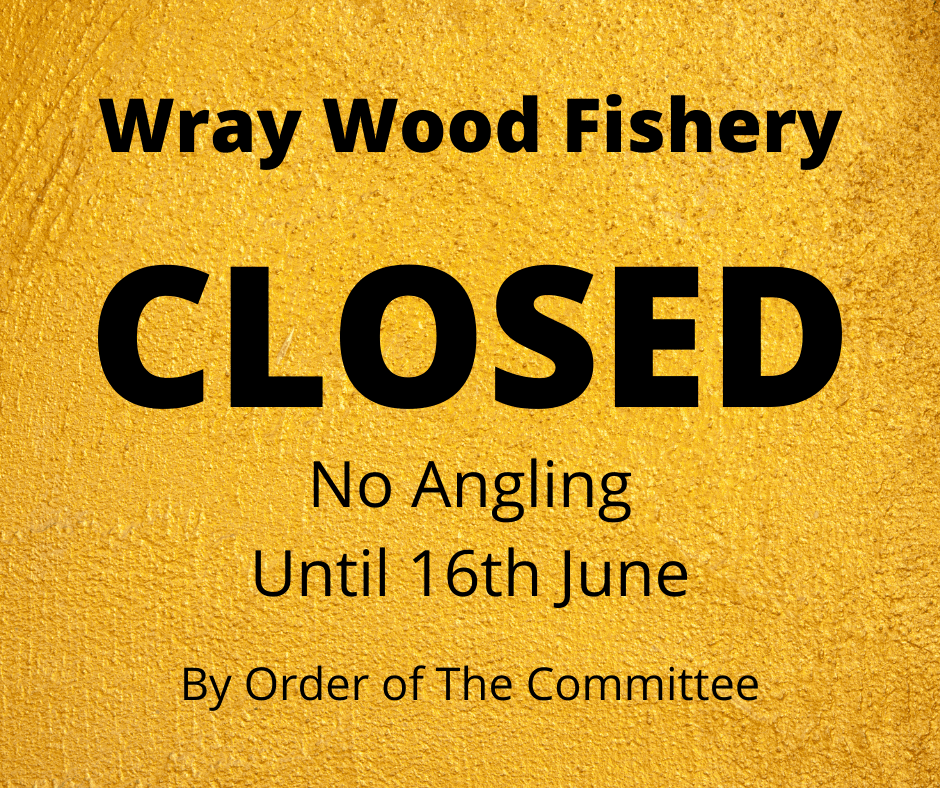 Fishery closed notice